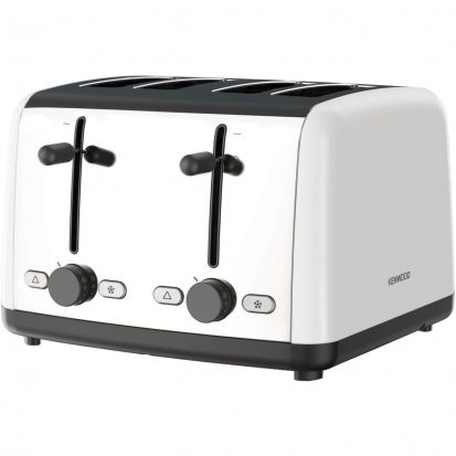 Kenwood Scene 4 Slice Toaster White