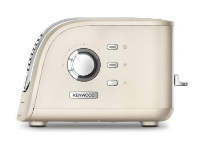 Kenwood Turbo 2 Slice Toaster Cream