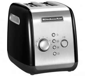 Kitchen Aid 2-Slot Toaster - Onyx Black
