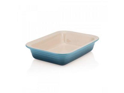 Le Creuset 29cm Stoneware Deep Rectangular Dish Marine SPECIAL PRICE!