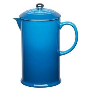 Le Creuset Cafetiere - Marseille Blue
