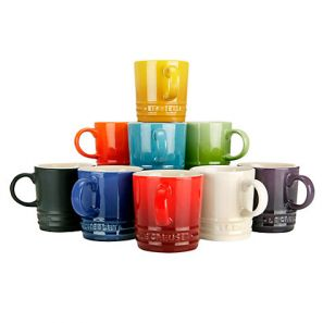 Le Creuset Gift Set of 2 Mix & Match Colours Espresso Mugs