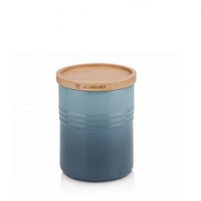 Le Creuset Medium Storage Jar - Marine