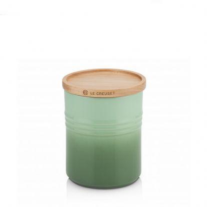 Le Creuset Medium Storage Jar - Rosemary