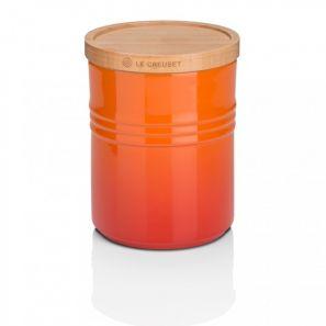 Le Creuset Medium Storage Jar - Volcanic