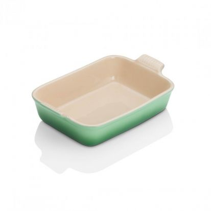 Le Creuset Rosemary 26cm Stoneware Deep Rectangle Dish
