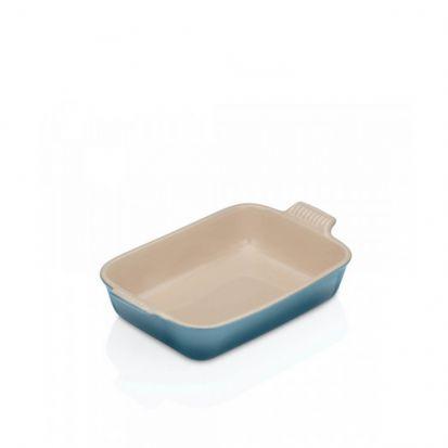 Le Creuset Stoneware 32cm Deep Rectangular Dish - Marine