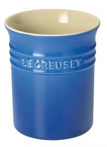Le Creuset Stoneware Small Utensil Jar - Marseille