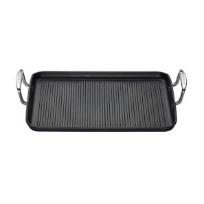 Le Creuset Toughened Non-Stick 34cm Ribbed Rectangular Grill
