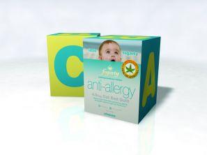 Little Fogarty Anti Allergy Cot Bed Duvet