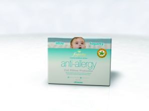 Little Fogarty Ultracare Anti Allergy Pillow Protector