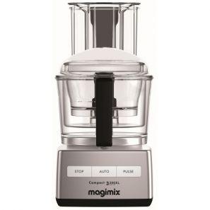 Magimix 3200XL Food Processor Satin Chrome
