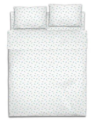 Moda de Casa Primula Blue Sheet Set Double