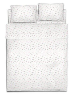 Moda de Casa Primula Pink Sheet Set King