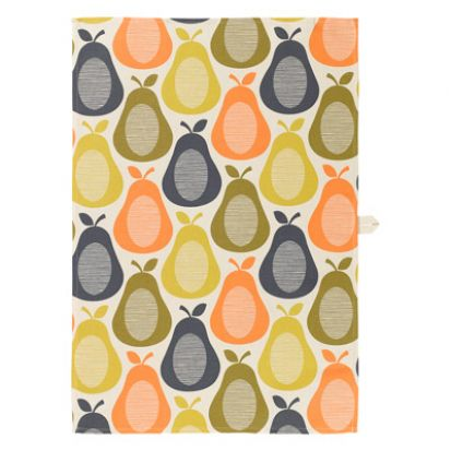 Orla Kiely Pear Tea Towel