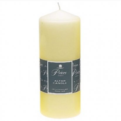 Prices Altar Candle 200 x 80mm