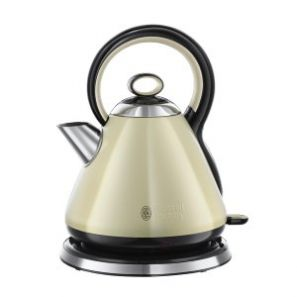Russell Hobbs Legacy 1.7l Kettle Cream