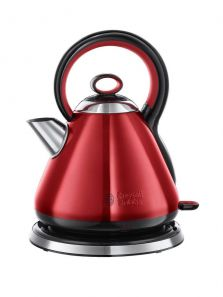 Russell Hobbs Legacy 1.7l Kettle Red