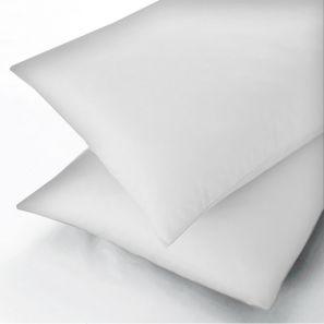 Sanderson 300 Thread Count White Flat Sheet - Superking