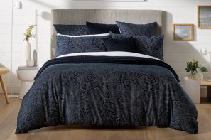 Sheridan Makers Midnight Duvet Cover Set Double