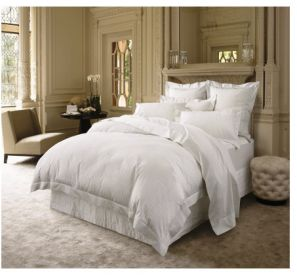 Sheridan Millennia 1200 Thread Count Snow Tailored Pillowcase