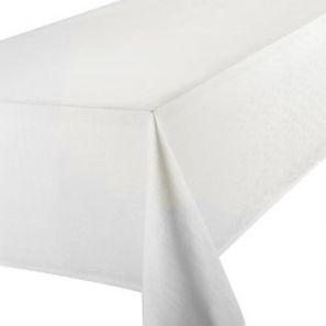 Signature White Tablecloth 52
