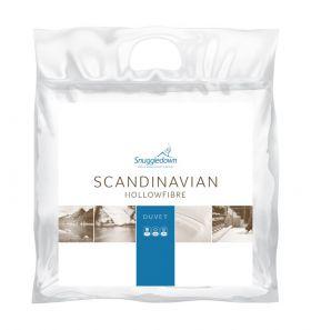 Snuggledown 13.5 Tog Scandinavian Duvet King