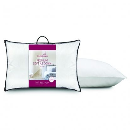 Snuggledown Premium Soft as Down Pillow