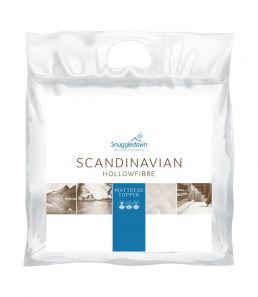 Snuggledown Scandinavian Mattress Topper Superking