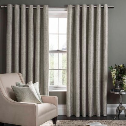 Studio G Campello Putty Readymade Curtains - 66