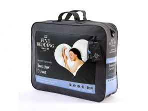 The Fine Bedding Company Breathe 13.5 Tog Duvet Double