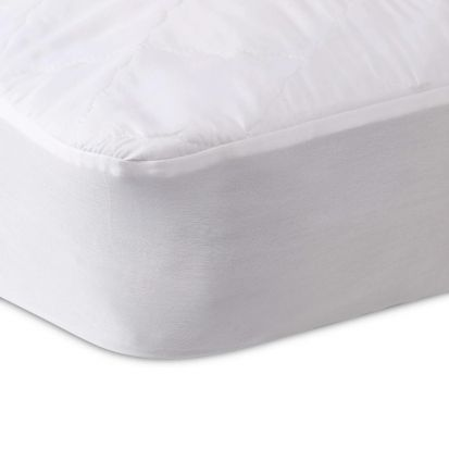 The Fine Bedding Company Waterproof Mattress Protector - Cot Bed