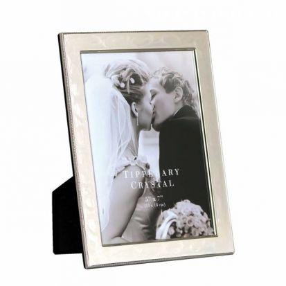 Tipperary Crystal Wedding Frame 8