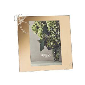 Vera Wang Love Knots Gold Photo Frame 5