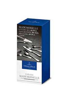 Villeroy & Boch Mademoiselle 68 Piece Cutlery Set