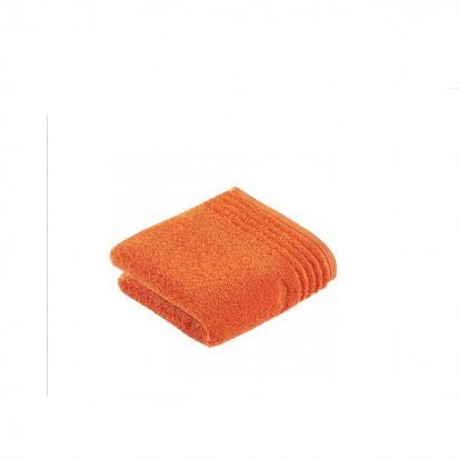 Vossen Vienna Supersoft Apricot Face Cloth