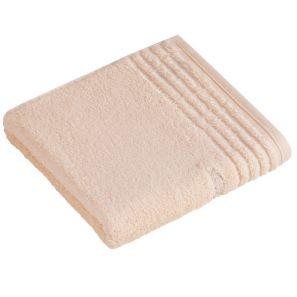Vossen Vienna Supersoft Chamois Cream Bath Towel