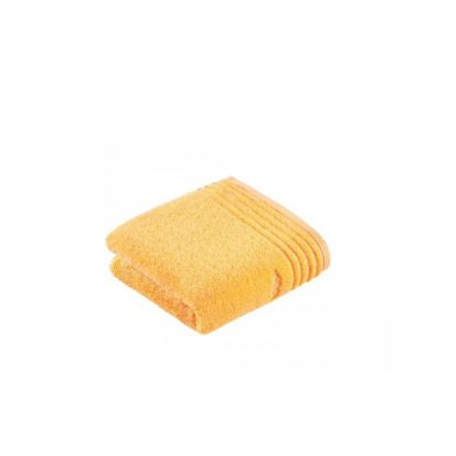 Vossen Vienna Supersoft Honey Face Cloth