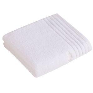 Vossen Vienna Supersoft White Face Cloth