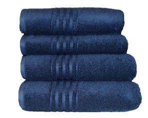 Vossen Vienna Supersoft Winternight Navy Hand Towel