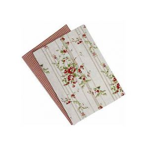 Walton & Co. Rose Cottage Set of Four Placemats