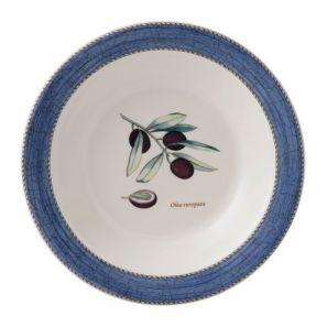 Wedgwood Sarah's Garden Blue 28cm Rim Pasta/Soup Bowl