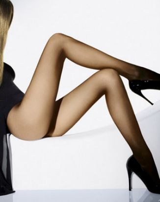 Wolford Individual 10 Tights Fairly Light