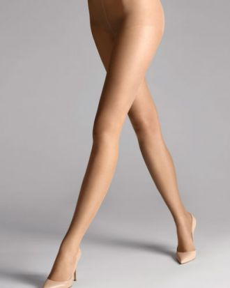 Wolford Pure 10 Tights Sand