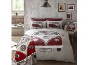 Ashley Wilde Volkswagon On Tour Duvet Cover Set King