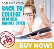 Back to College Bedlinen Bundle Offer