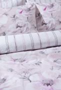 Bianca Arctic Poppy Blush Duvet Cover Set - Single 3