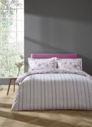 Bianca Arctic Poppy Blush Duvet Cover Set - Superking 2