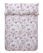 Bianca Arctic Poppy Blush Duvet Cover Set - Superking 4