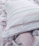 Bianca Arctic Poppy Blush Oxford Pillowcase